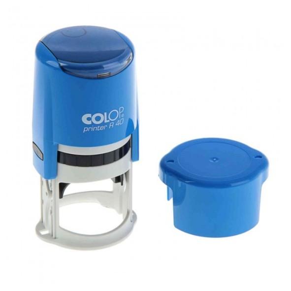 Автоматическая оснастка для печатей colop r40