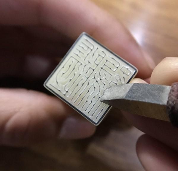 Технология изготовления китайских печатей